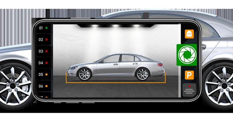 Piranha - Automotive Imagery Via App
